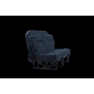 Camper Van Convertible 2 Passengers Folding Seat Bed